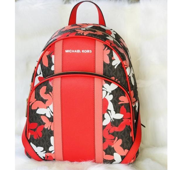 df18fa0e5a8a MICHAEL Michael Kors Bags | Nwt Michael Kors Abbey Medium Backpack ...